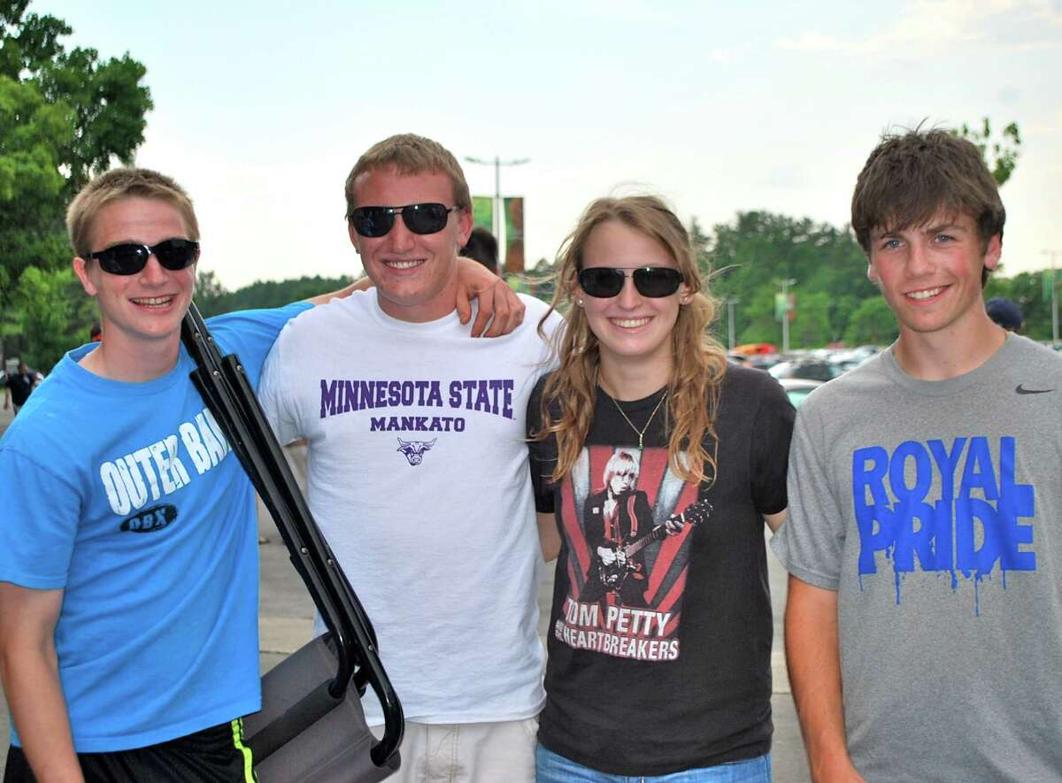 Were you Seen at the Tom Petty and the Heartbreakers concert at SPAC on Sunday, June 23, 2013?