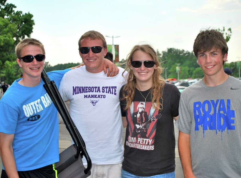 Were you Seen at the Tom Petty and the Heartbreakers concert at SPAC on Sunday, June 23, 2013? Photo: Silvia Meder Lilly