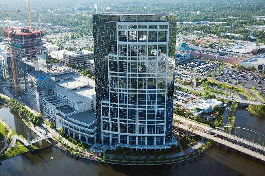 April 2013 aerial photo. Photo: Smiley N. Pool, Houston Chronicle