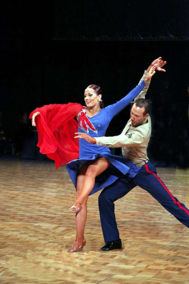 Shane and Shannon Jensen, who have been dancing together and separately for about 10 years, will join an all-star cast of champions for a  Ballroom Dancesport Extravaganza at the Westchester Broadway Theatre in Elmsford, N.Y., Tuesday, June 25, 2013. For tickets, visit http://www.broadwaytheatre.com.