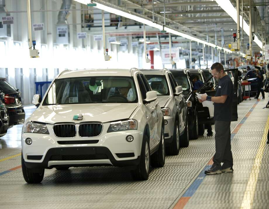 2013 BMW X3   (Photo by Nanine Hartzenbusch/For the Washington Post)
