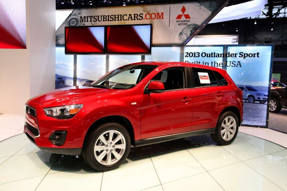 2013 Mitsubishi Outlander Sport  (Photo By Raymond Boyd/Michael Ochs Archives/Getty Images)