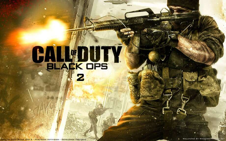 No. 4: Call of Duty: Black Ops II Xbox 360 Activision First-person shooter Weekly units sold: 32,916 Total units sold: 6,978,919  Number of weeks available: 31