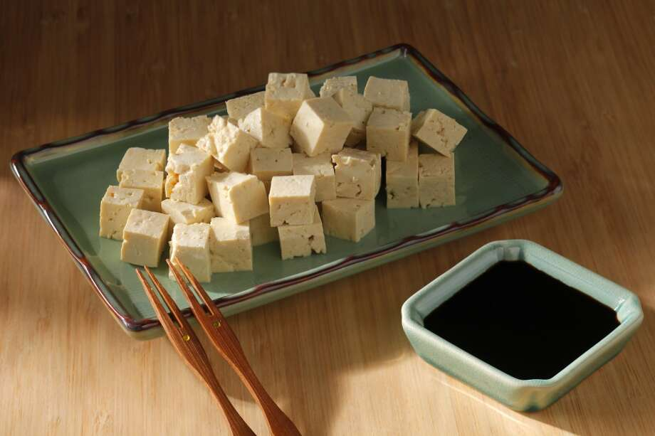 Tofu dipping sauce.