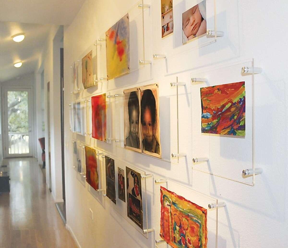 Wexel Art frames -- a Lindsay Brier favorite
