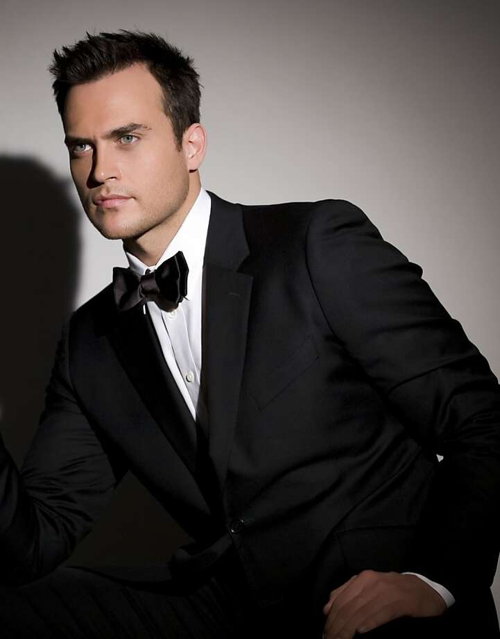 """Cheyenne Jackson sings the role of Tony in the San Francisco Symphony's concert version of """"West Side Story"""" through Tuesday. Photo: Courtesy Of Cheyenne Jackson"""