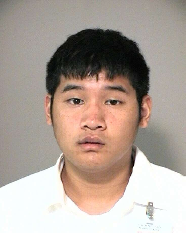 A jury found Benjamin Yu, 19, guilty of criminal trespass, and a judge placed him on six months probation in connection with a school prank gone bad in May 2011. Photo: Fort Bend County DA