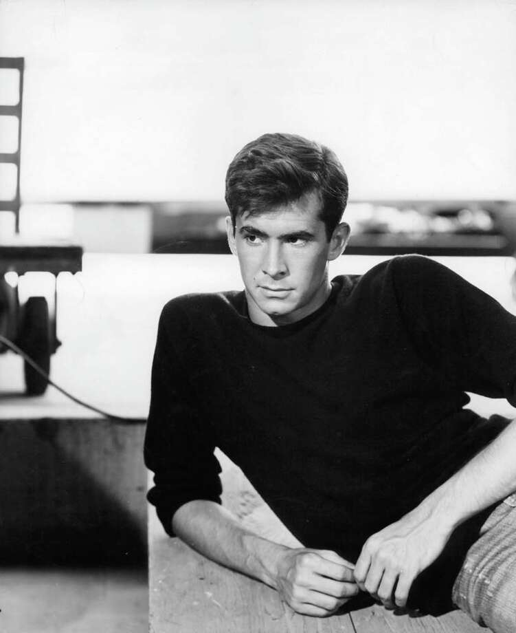 """Psycho"" actor Anthony Perkins Photo: Archive Photos, Getty Images / 2012 Getty Images"