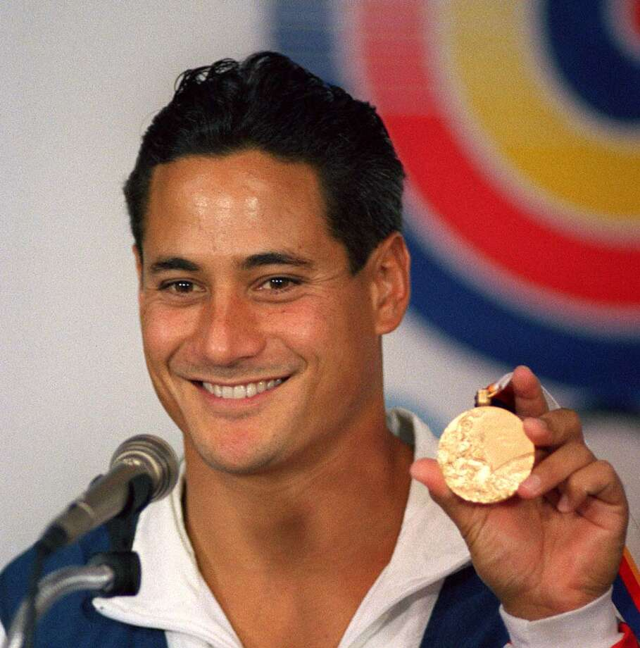 US diver Greg Louganis Photo: AFP, AFP/Getty Images / 2012 AFP