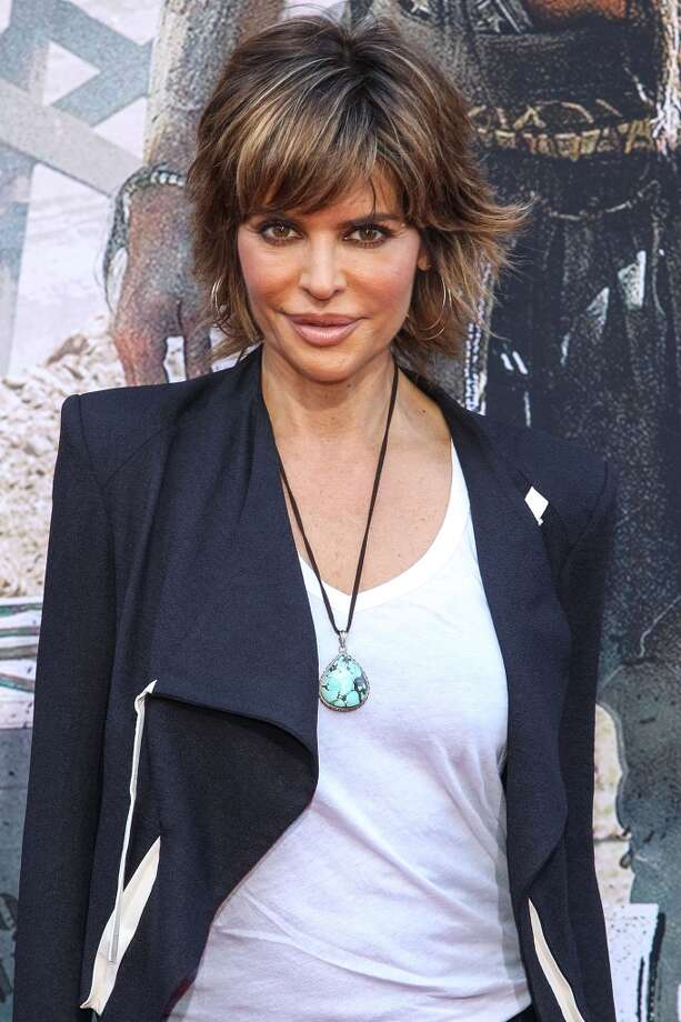 "ANAHEIM, CA - JUNE 22:  Actress Lisa Rinna attends the premiere Of Walt Disney Pictures' ""The Lone Ranger"" at Disney California Adventure Park on June 22, 2013 in Anaheim, California.  (Photo by Paul A. Hebert/Getty Images)"