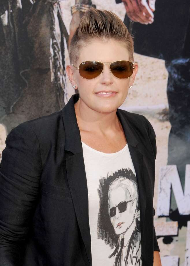 "ANAHEIM, CA - JUNE 22: Musician Natalie Maines arrives at ""The Lone Ranger"" World Premiere at Disney's California Adventure on June 22, 2013 in Anaheim, California.  (Photo by Gregg DeGuire/WireImage)"