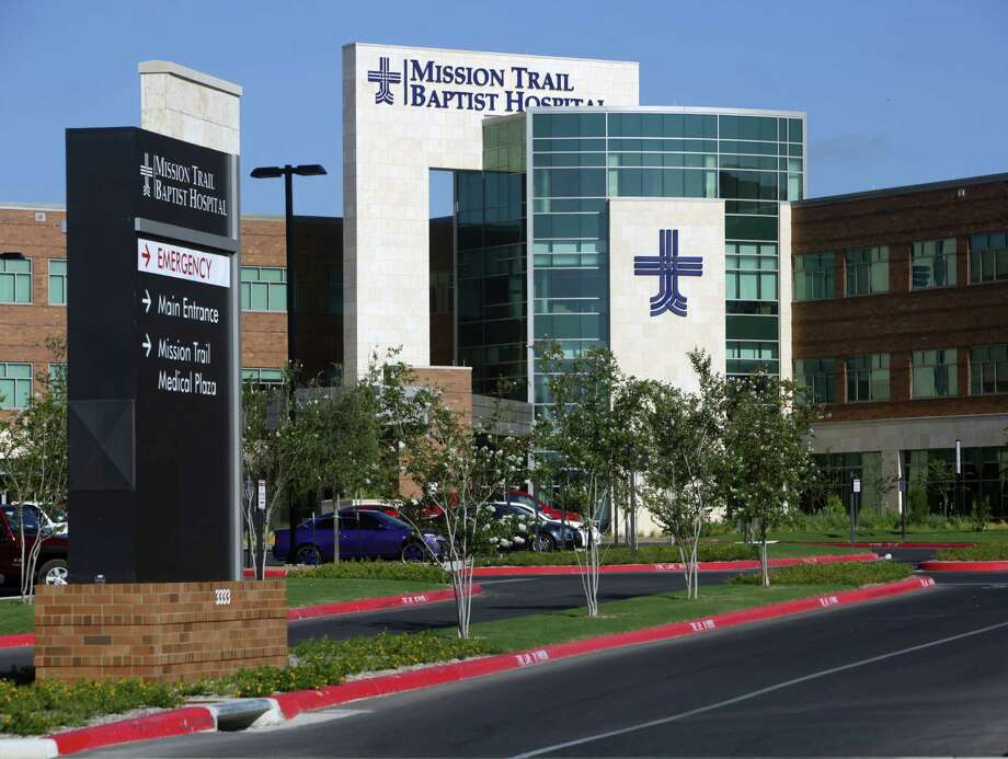 Mission Trail Baptist Hospital, shown in 2011, the year it opened, is one of five local hospitals operated by Vanguard Health Systems, which is being bought by Dallas-based Tenet Healthcare. The deal is expected to be finished by year's end. Photo: San Antonio Express-News File Photos