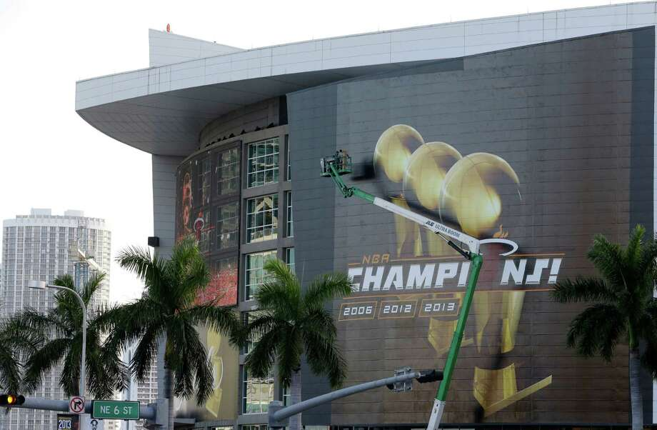 American Airlines Arena – Miami Heat – $2.7 million per year. Photo: Wilfredo Lee