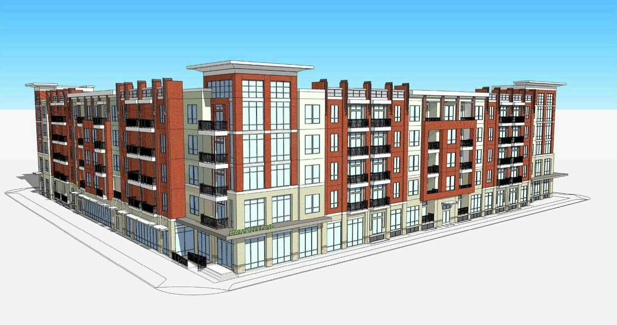 Alliance Residential Co. is planning to develop a five-story, 207-unit apartment complex south of downtown for the block bounded by Bell, Leeland, Main and Fannin. EDI International is the architectural firm.