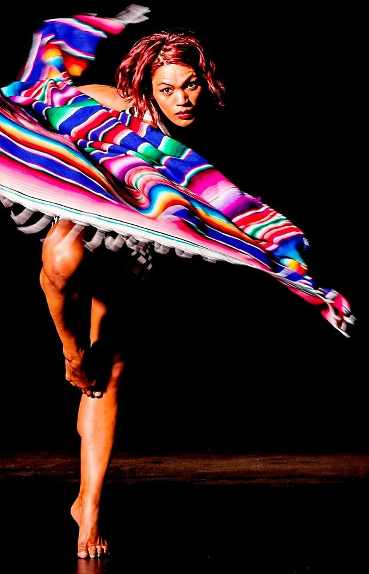 Atamira Dance Company contemporary Maori ensemble makes its San Francisco debut as part of the S.F. Int'l Arts Festival at 8 p.m. July 27 at Joe Goode Performance Annex, 401 Alabama St. $18-$25. (800) 838-3006, www.sfiaf.org. Pictured: member Nancy Wijohn performing a solo from Indigenarchy (choreography by Kelly Nash, premiere July 2012, Auckland, New Zealand) in a photograph by John McDermott.
