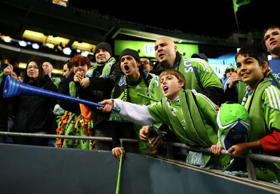 Go to a Sounders gameSeriously, go. If you've never been to a Sounders game, you don't know what you're missing. The energy, noise, the pride. Plus, for you football fans, you'll get your fix of CenturyLink Field.  Photo: Joshua Trujillo, Seattlepi.com / seattlepi.com