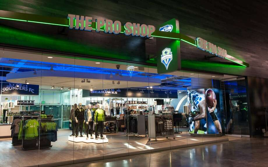 Check out the new Pro Shop at the CLinkThe Seahawks and Sounders this month opened their newly renovated Pro Shop at CenturyLink Field. It's about double the size as before, and doubly awesome. Even if you can't afford to buy anything, it's fun to wander through and drool.
