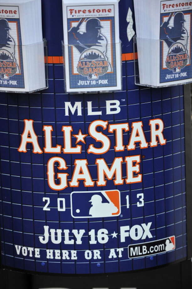 Vote for the MLB All-StarsHead to MLB.comand vote for your favorite players to be All-Stars. Surely the M's will send Felix Hernandez to New York's Citi Field for the July 15 midsummer classic -- but you can do your part to send more Seattle representatives. Can you say Hisashi Iwakuma?  Photo: David Banks, Getty Images / 2013 David Banks