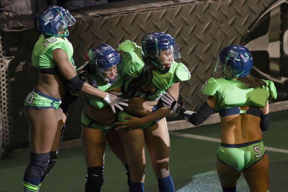 Check out the Seattle MistWhile it's technically no longer called ''lingerie football,'' the players do still dress like this. The Seattle Mist have one home game remaining this season, on July 6 at the ShoWare Center in Kent. Their game against the Minnesota Valkyrie is sure to be a spectacle.