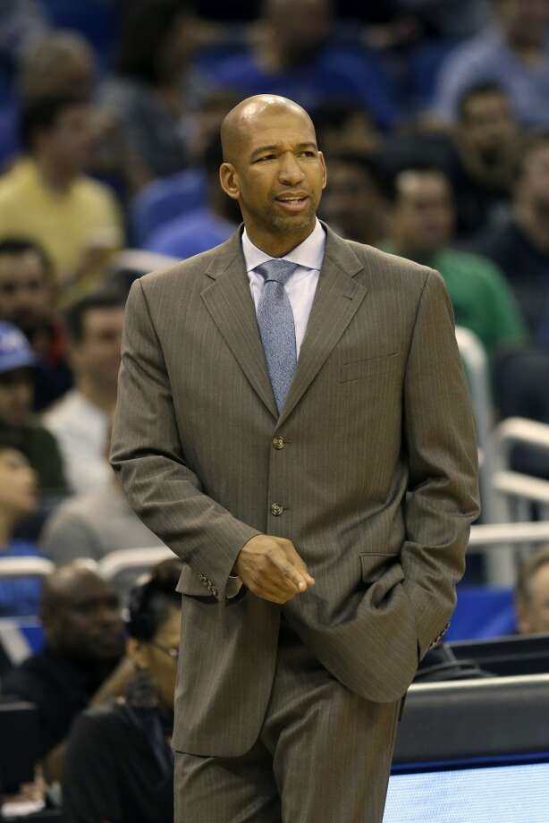 Before he was coach of the New Orleans Pelicans, Monty Williams was ...