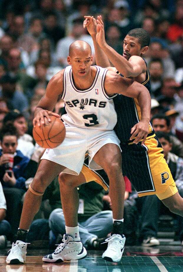... a small forward for the Spurs for three seasons (1995-98) and an assistant coach for one season (2004-05).