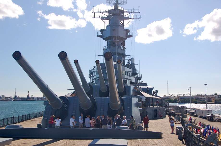 The Battleship Missouri Memorial, as it's now called, is open daily to visitors. Admission fees include choice of optional tours.
