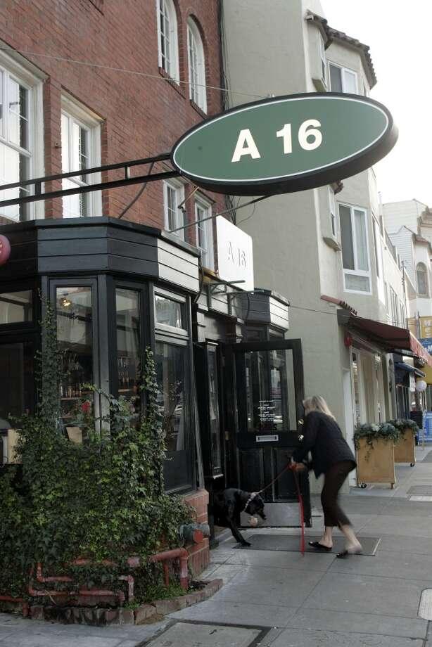 A16, San Francisco.