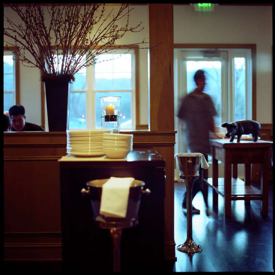 Ad Hoc, Yountville Photo: Special To The Chronicle