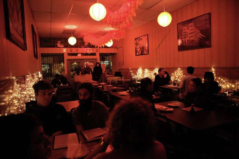 Mission Chinese Food, San Francisco Photo: Liz Hafalia, The Chronicle / SFC