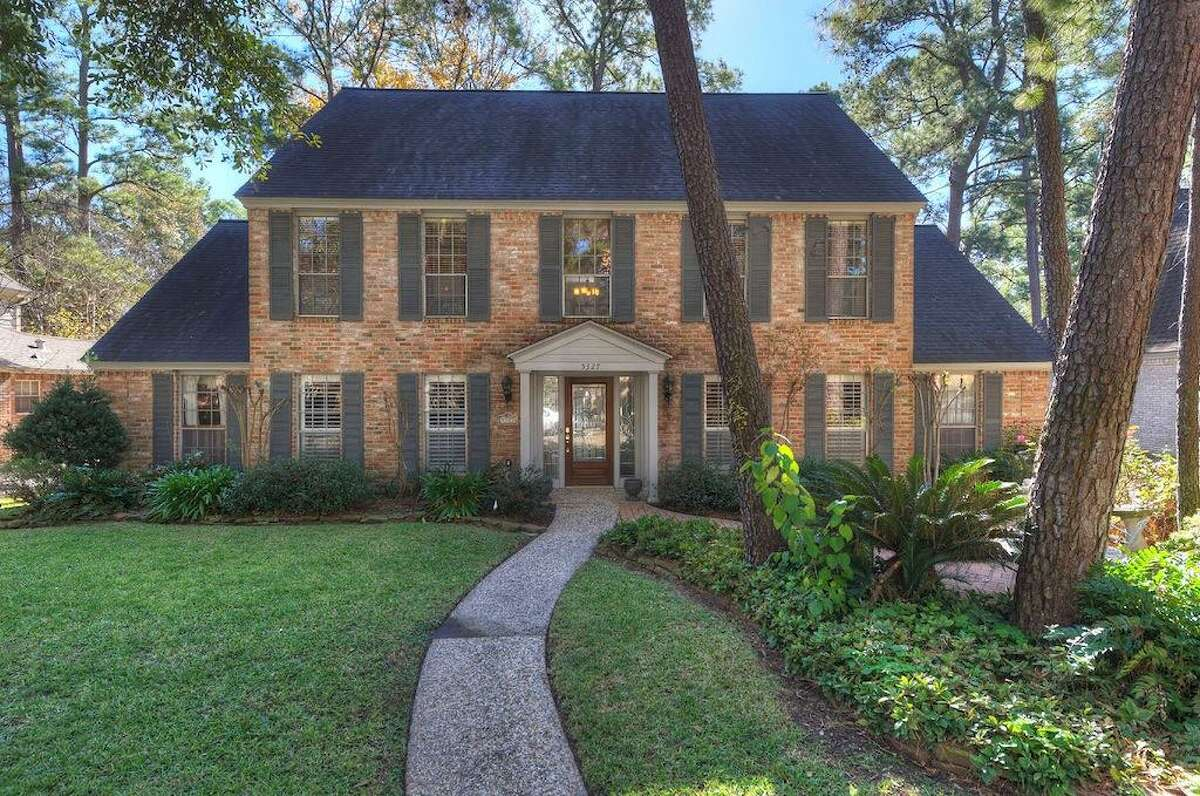 5327 Foresthaven Drive Bedrooms: 4 Bathrooms: 2 1/2 Square footage: 3,036 Price: $190,000