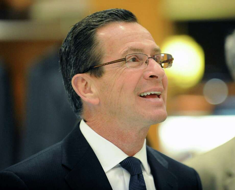 Conn. Governor Dannel P. Malloy Photo: Bob Luckey / Greenwich Time