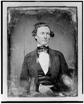 The Texas Rangers1844 - Samuel H. Walker: Walker joined the Texas Rangers in 1844 and would become captain shortly thereafter.