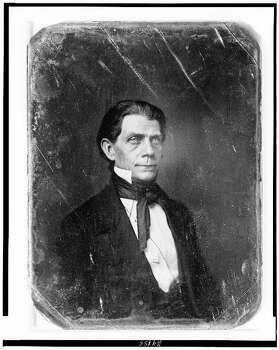A forgotten forefather1844 - Memucan Hunt: Memucan Hunt was the first Minister of Texas to the United States, making him a primary liason between the two countries.