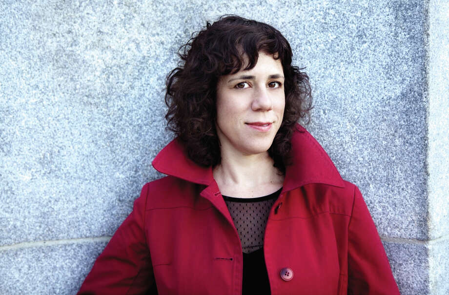 Jami Attenberg will be one of three authors who will discuss her book at the Darien Library on Tuesday, July 2. Photo: Contributed