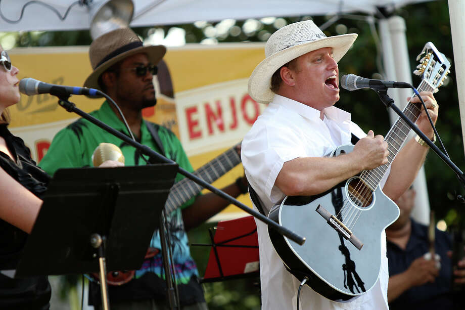 July 13- August 8:The San Antonio Botanical Garden annual summer series 'Concerts Under the Stars.' All concerts are held outdoors; bring lawn chairs and blankets. Visit website Photo: ANDREW BUCKLEY, SAN ANTONIO EXPRESS-NEWS / Andrew Buckley