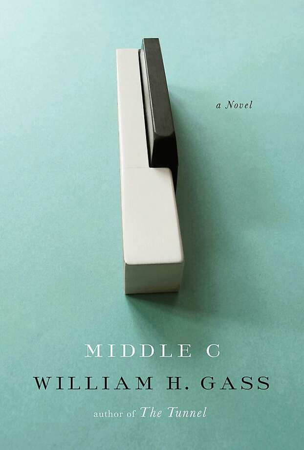 Middle C, by William H. Gass Photo: Knopf