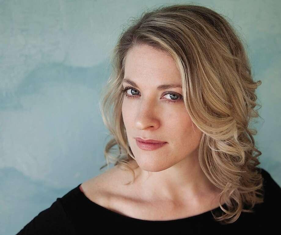 Emily Brady Photo: Caroline Bennett