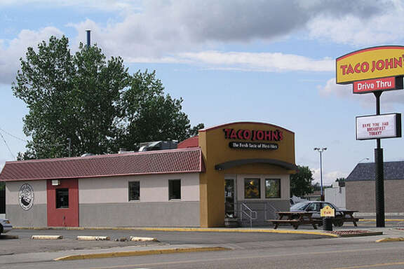 Taco John's may not be well known in Texas, but it's king in Wyoming.  