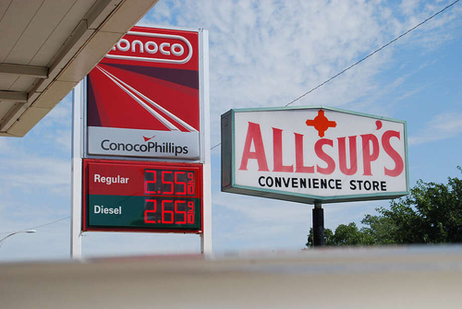 AllSup's is a chain of conveinence stores in New Mexico.Photo: Brian, Flickr