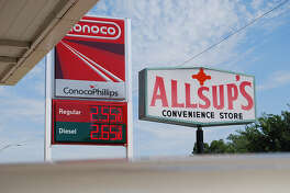 AllSup's is a chain of conveinence stores in New Mexico. 