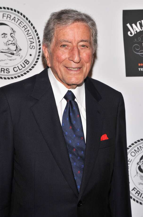 NEW YORK, NY - JUNE 24:  Singer Tony Bennett attends The Friars Foundation Annual Applause Award Gala  honoring Don Rickles at The Waldorf=Astoria on June 24, 2013 in New York City.  (Photo by Stephen Lovekin/Getty Images)
