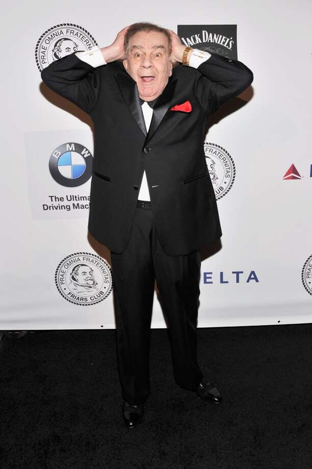 NEW YORK, NY - JUNE 24:  Comedian Freddie Roman attends The Friars Foundation Annual Applause Award Gala  honoring Don Rickles at The Waldorf=Astoria on June 24, 2013 in New York City.  (Photo by Stephen Lovekin/Getty Images)