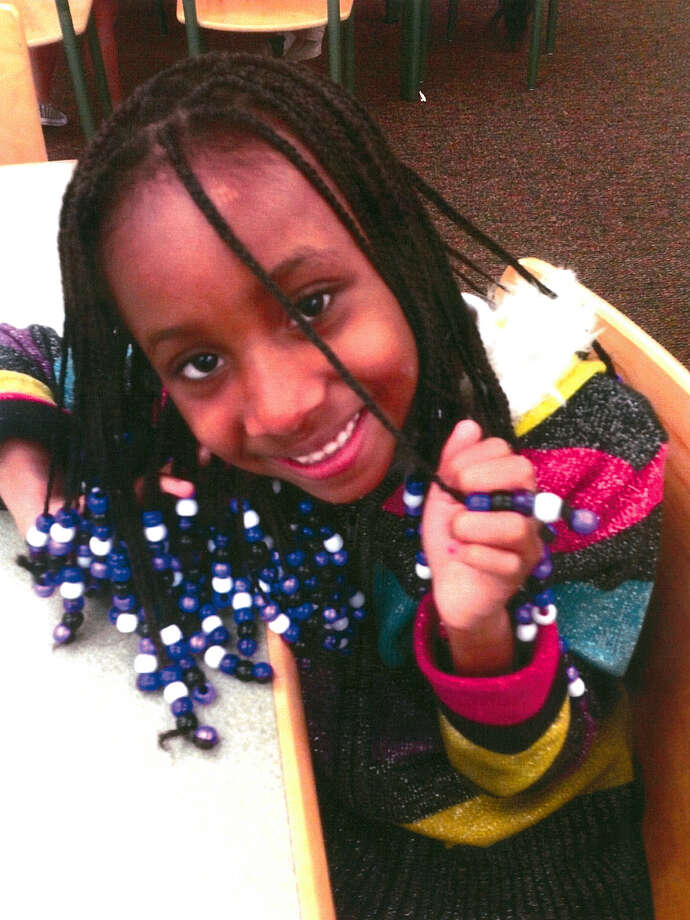 Six-year-old Diamond Battle and her 60-year-old aunt, Bettie Mae Smithwere, were struck by a hit-and-run driver, while they started across Washington Avenue on Memorial Day. Photo: Contributed Photo