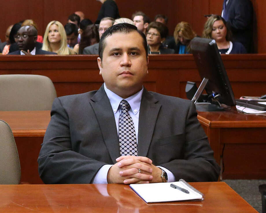 George Zimmerman waits for his defense counsel to arrive in Seminole circuit court in Sanford, Fla. Will the jury deliver justice? Photo: Associated Press