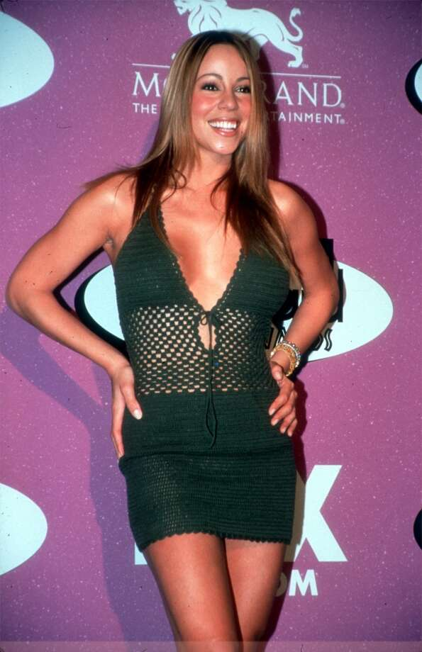 UNITED STATES - CIRCA 1990:  Photo of Mariah Carey  (Photo by Sue Schneider/Michael Ochs Archives/Getty Images)