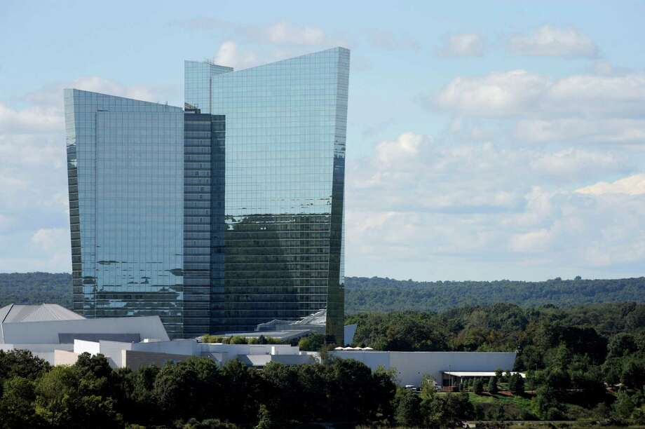 Mohegan Sun casino is seen in Uncasville, Conn., Sunday, Sept. 9, 2012. Photo: Jessica Hill, Associated Press / Associated Press
