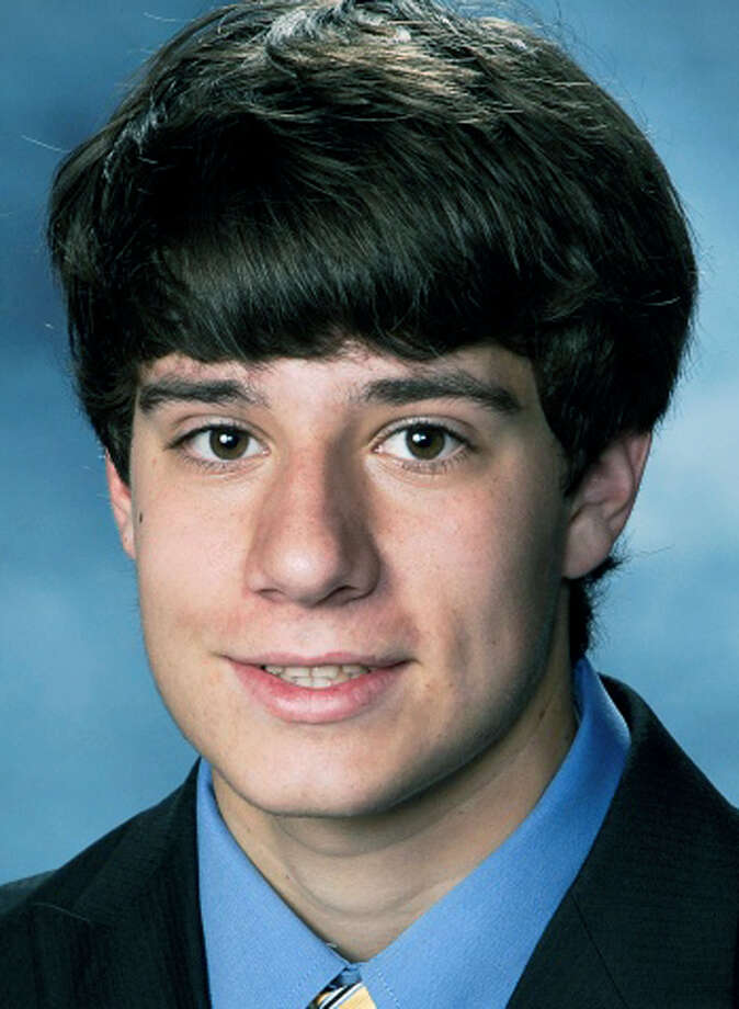 Peter Mosso New Milford High School Class of 2013 Photo: Contributed Photo