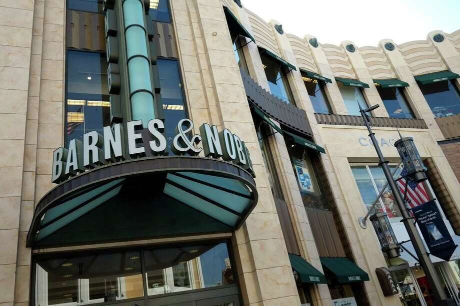 In this Tuesday, Feb. 26, 2013 photo, a Barnes & Noble bookstore is seen in Los Angeles. Barnes & Noble Inc. reports quarterly financial results, Tuesday, June 25, 2013. (AP Photo/Jae C. Hong) Photo: Jae C. Hong