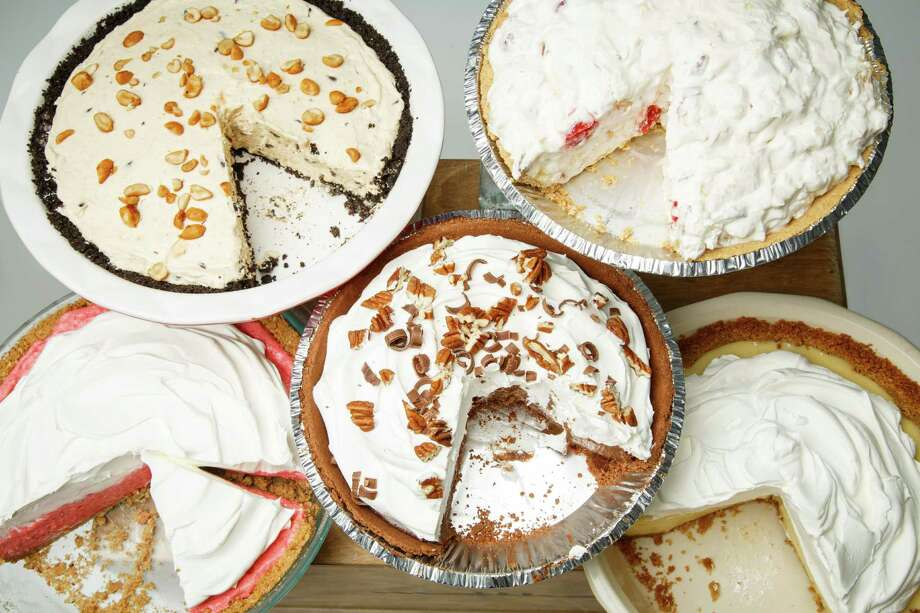 Icebox Pies, photographed in the Houston Chronicle Studio, Thursday, June 20, 2013, in Houston. ( Michael Paulsen / Houston Chronicle ) Photo: Michael Paulsen, Staff / © 2013 Houston Chronicle