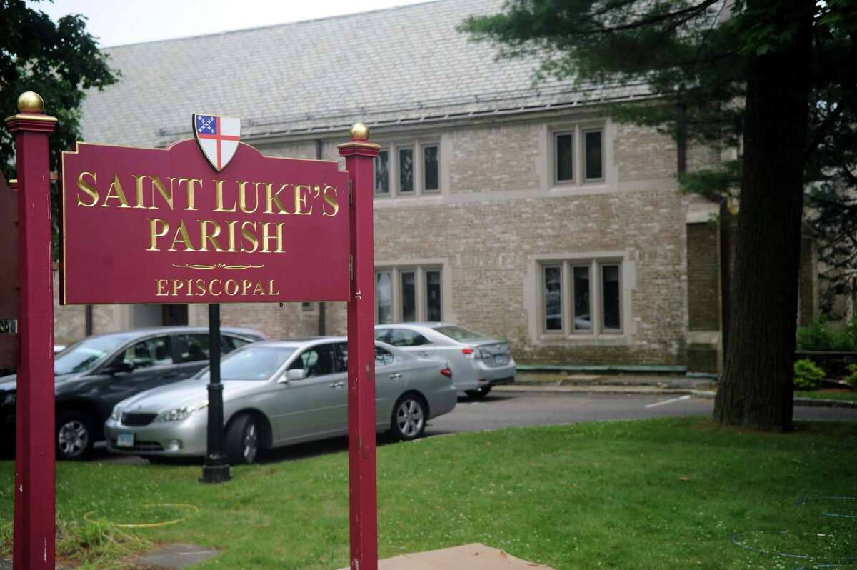 Gene Blitzer, a Monroe man who died after Norwalk police said he jumped from a third-floor window during a raid on an illegal gambling establishment served as the finance director for Darien's St. Luke's Parish in Darien, Conn.